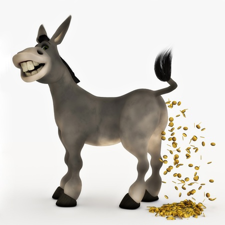 donkey: Cash Cow 1