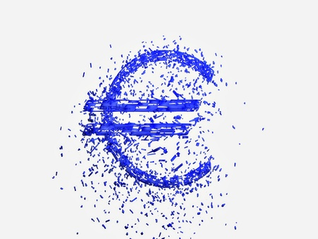 Euro 1 Standard-Bild