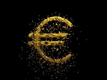 Euro 2 Standard-Bild