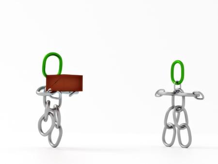 Chain-Männchen Beitrag