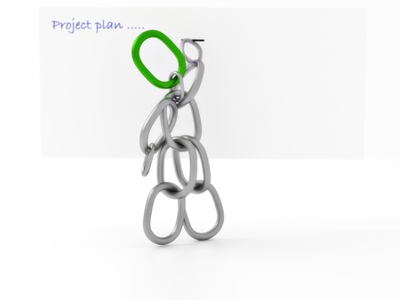 Chain males Project Plan