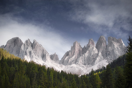 Geissler-Group - South Tyrolean Alps