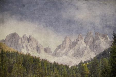 Geissler-Group - South Tyrolean Alps Vintage look