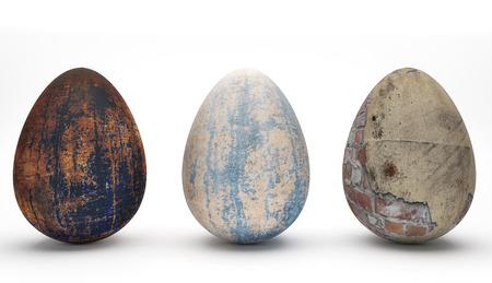Special Easter Eggs I Standard-Bild