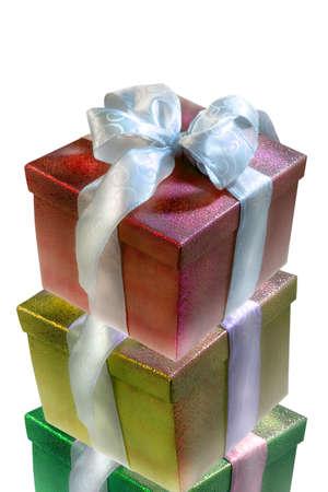 gift boxes Stock Photo - 1974970