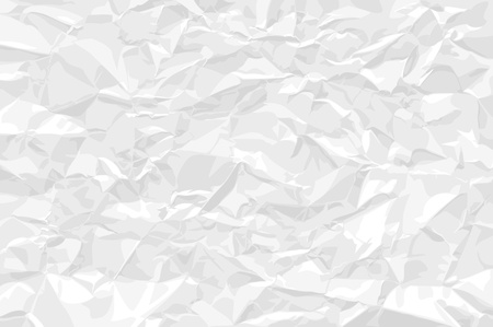 Crumpled paper background with adjustable colors