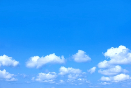 Clouds on the blue sky Stock Photo - 13121104