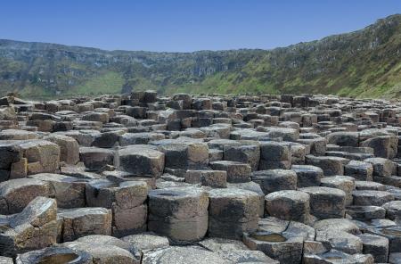 Giant's Causeway in Northern Ireland