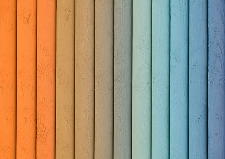 balance rainbow colors: Wooden color balance