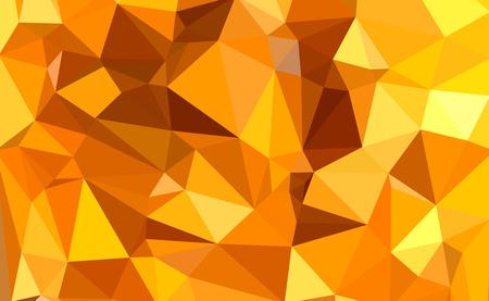 parametric: The illustration design Colorful polygon