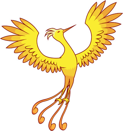 cross hatched: phoenix