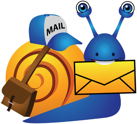 Snail Post Mail