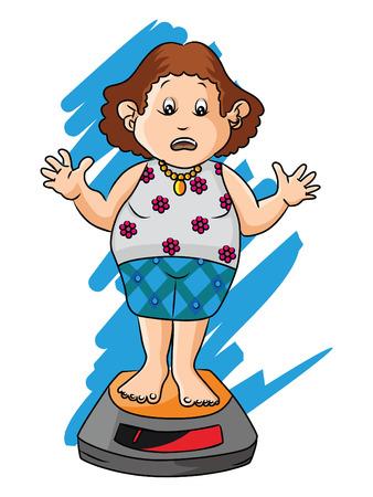 weight gain: Big Girl Diet
