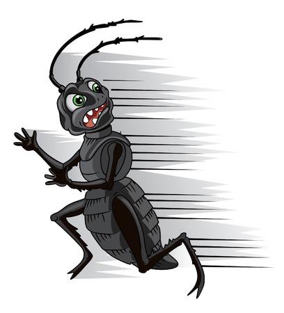 extermination: cockroach