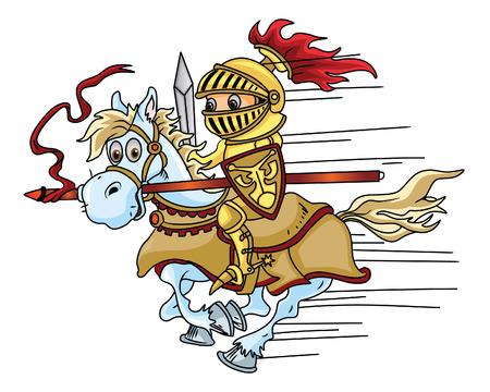 Knight Horse Vector