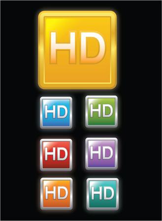 hd: HD label
