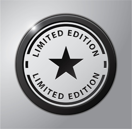 limited: Limited edition Illustration