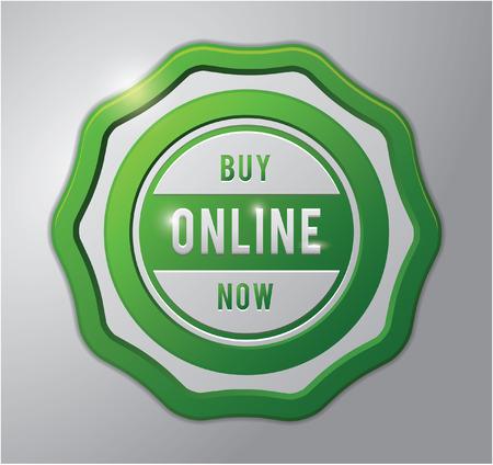 buy online: Buy online button