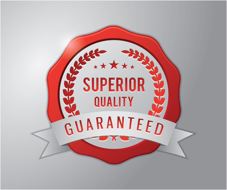 excellent service: Superior quality Illustration