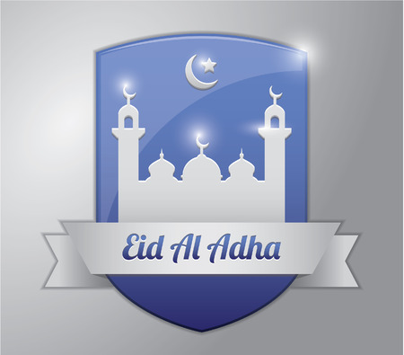 al: blue badge eid al adha