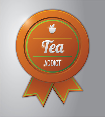 addict: Tea badge : Tea addict