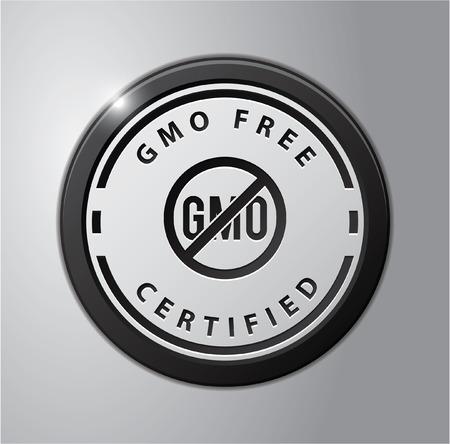 gmo: GMO free badge
