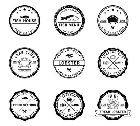 sea food: Sea food badge