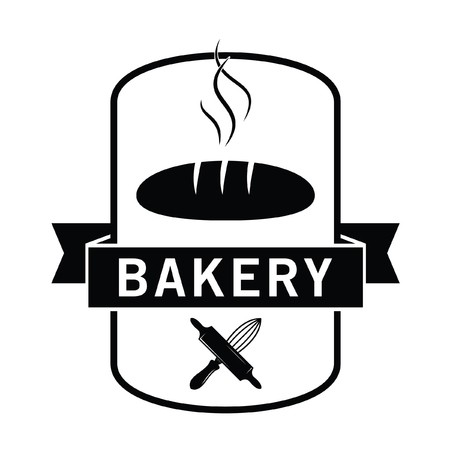 baked goods: Bakery : Bakery label badge