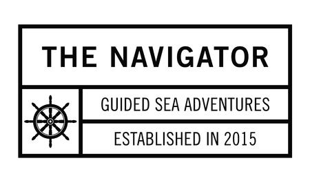 voyager: The navigator : Voyager badge label