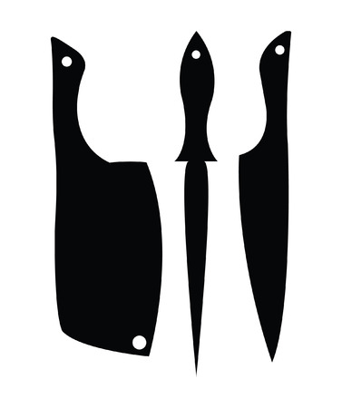 carnicería: Carnicería Cuchillo insignia