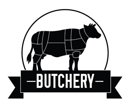 carnicer�a: Insignia vaca Carnicer�a