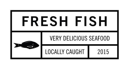 fresh fish: Fresh fish badge collection