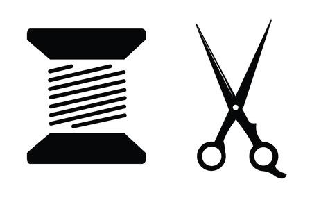 Sastre: Costura etiqueta insignia