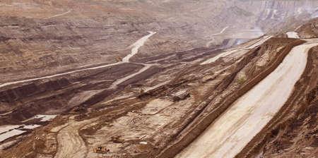mined: Coal Mining Yards