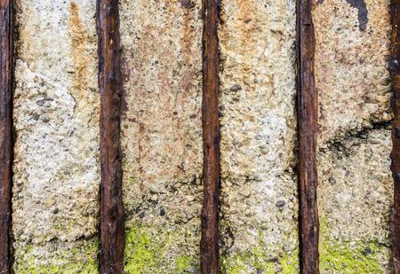 rustic: Rustic Metal Background