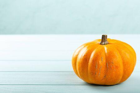 Autumn pumpkin thanksgiving background