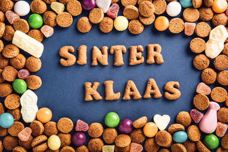 Saint Nicholas day in the Netherlands