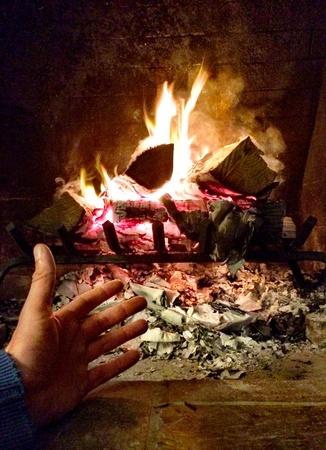 Light a fire! Фото со стока