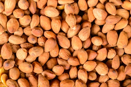 hypersensitivity: Tasty smoked and sugarsalted almonds