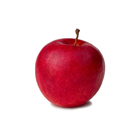 folate: red apple Stock Photo