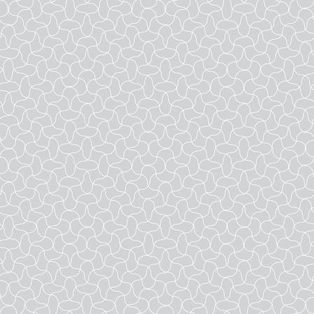 ellipses: Seamless pattern. Geometric texture with randomly placed ellipses. Web. Backdrop. Monochrome. Vector illustration