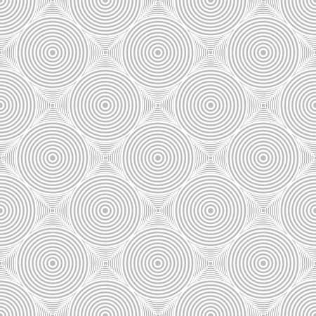 repeated: Seamless pattern. Stylish geometric texture with repeated circles and diamonds. Retro. Vintage. Monochrome. Backdrop. Web. Vector illustration Illustration