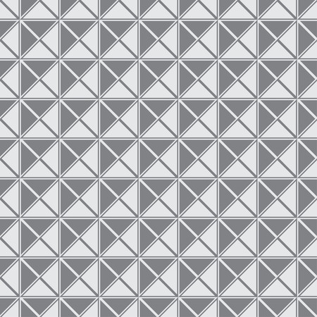 fine lines: Seamless pattern. Classic geometric texture with repeating triangles. Fine lines
