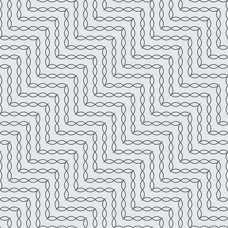 repeats: Geometric seamless pattern. Texture repeats the shape of an ellipse