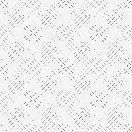 Seamless pattern. Simple linear texture in the form of waves. Dashed line. Monochrome. Repeating thin lines. Backdrop. Web. Vector illustration for your design