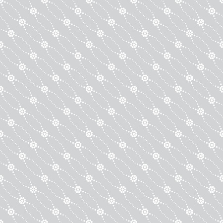 dotted lines: Seamless pattern. Stylish diagonal vintage texture. Regularly repeating geometrical elements, shapes, dots, dotted lines, ovals.  Illustration