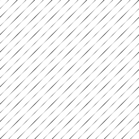 Seamless pattern. Simple linear diagonal texture. Regularly repeating geometrical elements, shapes, lines. Monochrome. Backdrop. Web. Vector element of graphic design