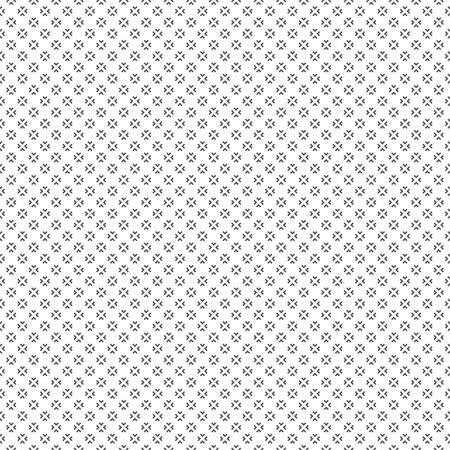 Seamless pattern. Classical small textured background. Texture with regularly repeating geometrical elements, shapes, diamonds, rhombuses. Vector element of graphic design