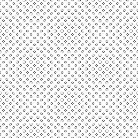 Seamless pattern. Classique petit fond texturé. Texture de répéter régulièrement géométriques éléments, des formes, des diamants, des losanges. élément de vecteur de conception graphique Banque d'images - 43282589