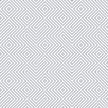 centric: Seamless pattern. Abstract linear textured background. Gentle pastel texture with regularly repeating geometrical elements, shapes, lines, zigzags, rhombuses. Vector element of graphic design